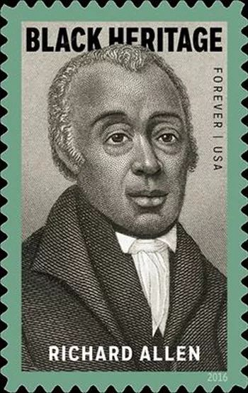 ESPER (African American Stamp Society ) | Black Heritage Series Stamps Page 2