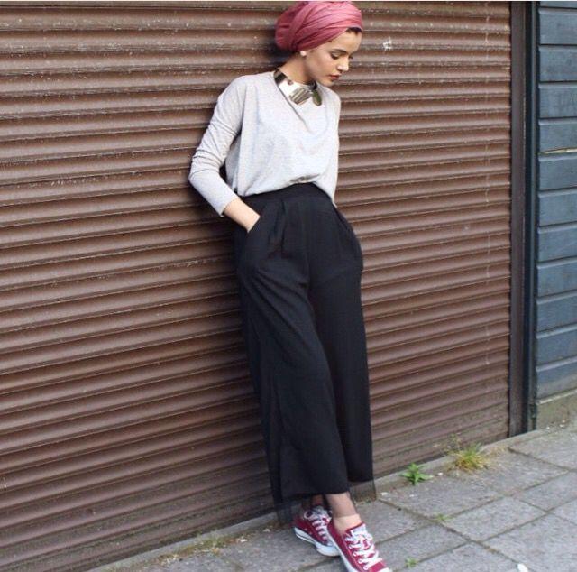 Perksofbeingsaara #hijabfashion