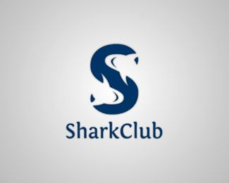 Logo Design | Logo Design: Sharks | Abduzeedo Design Inspiration & Tutorials
