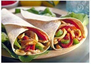Mis recetas de cocina: Fajitas de pollo Thermomix Tm31 Www.lasrecetasdelacarre.blogspot.com