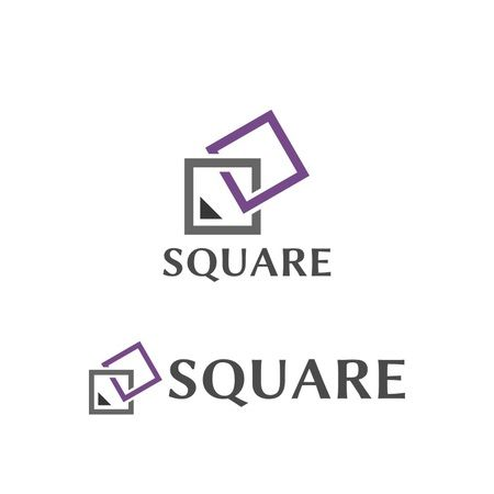 Yolozuさんの提案 - ITコンサル企業『株式会社スクエア』の企業ロゴ制作 | クラウドソーシング「ランサーズ」