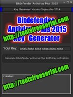 Bitdefender 2015 Antivirus Plus free Key http://toolsfreeserial.com/bitdefender-2015-antivirus-plus-free-key/