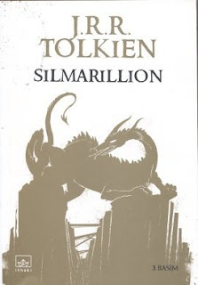 silmarillion | j.r.r tolkien - getting ready to read very excited