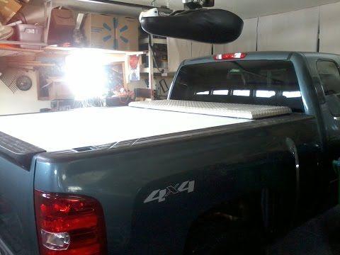 DIY Fiberglass Truck Bed cover for 75 bucks' - YouTube