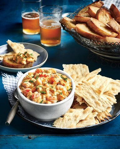 Cook and serve this dip in a slow cooker to keep it warm. Makes a great dish for a Derby party!