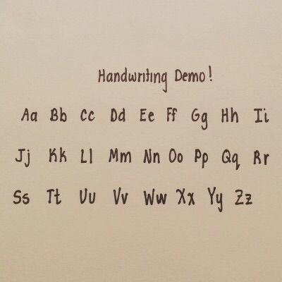 Alfabeto a mão