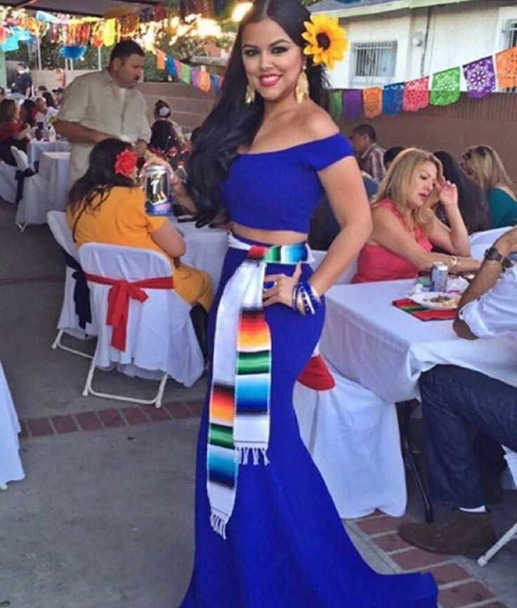 Unique Bridesmaid Outfit- Navy Blue