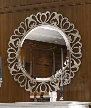 idea #specchiera bagno diametro 96 cm #mirror
