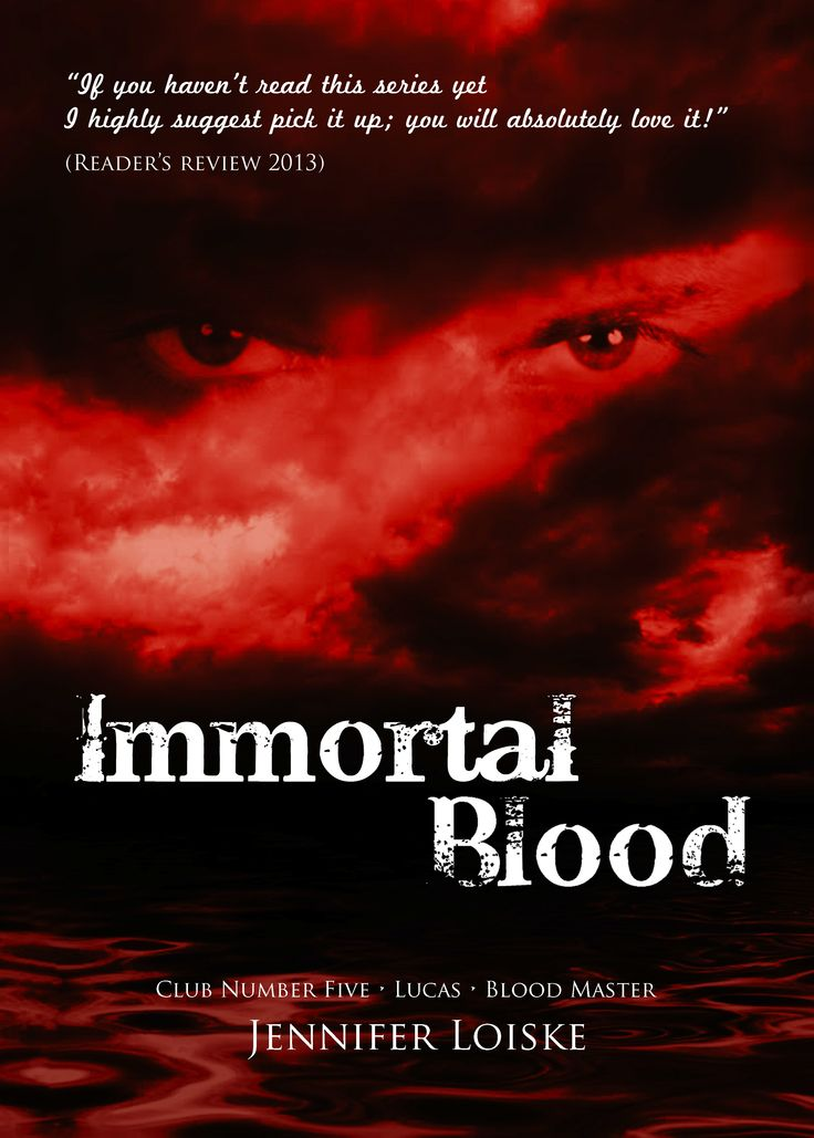 Immortal Blood contains the whole Immortal Blood Series. Club Number Five (part 1), Lucas (part 2), Blood Master (part 3). Obsession. Danger. Death. Samantha Green knew Jonathan was trouble. She just didn't know how much trouble. And by the time she did, it was already too late to turn back. Too late to choose differently and stay safe in the life she used to think was dead boring. http://www.amazon.com/Immortal-Blood-Jennifer-Loiske/dp/1291919295