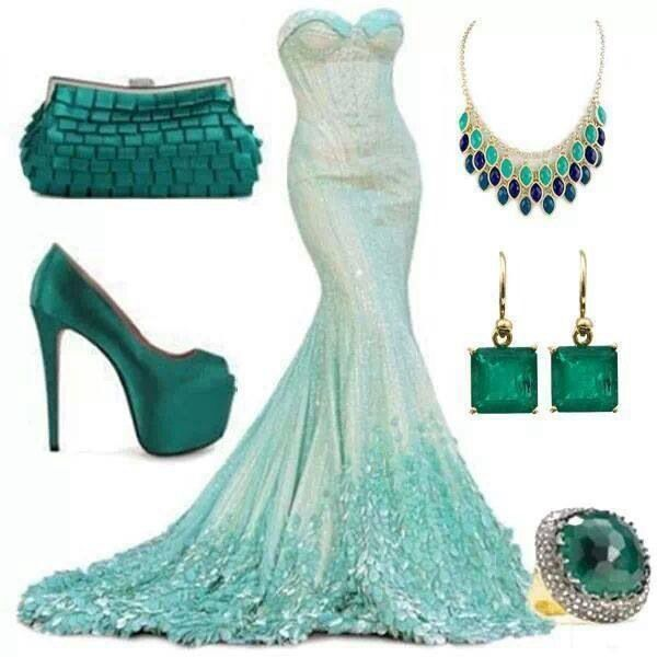 Nice Prom Dresses Polyvore Composition - Wedding Dresses and Gowns ...