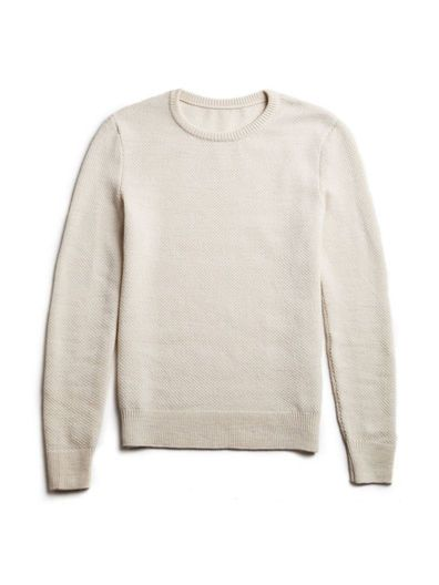 .01 THE SWEATER-NATURAL ZADY .01