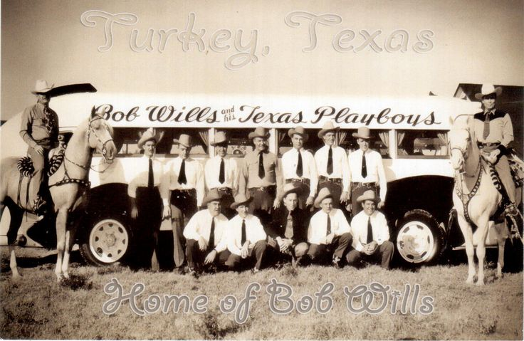 https://flic.kr/p/Wpnx5y | Postcrossing US-4779473 | Black and white postcard of the tour bus for the country western band Bob Wills and the Texas Playboys.  I bought this when my husband and I were in Turkey, Texas last year for Bob Wills Day.  Sent to a Postcrossing member in Germany.
