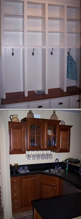 This company provides professional carpentry services including fine woodworking and framing. They also construct custom built ins and wood cabinets. Check out their cabinet making service rates.