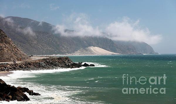 California Coast Photograph by John Rizzuto