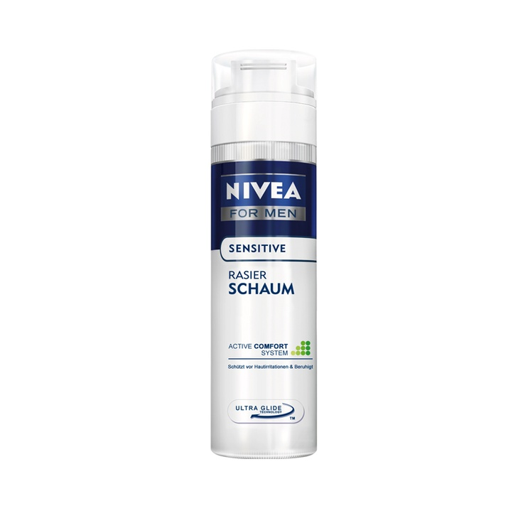 NIVEA FOR MEN RASIERSCHAUM SENSITIVE