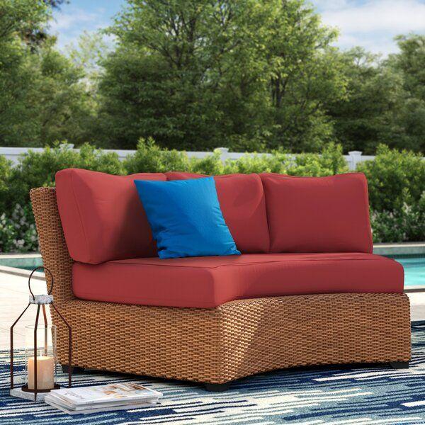 Tegan Indoor Outdoor Cushion Cover Outdoor Cushion Covers Outdoor Cushions Deck Seating