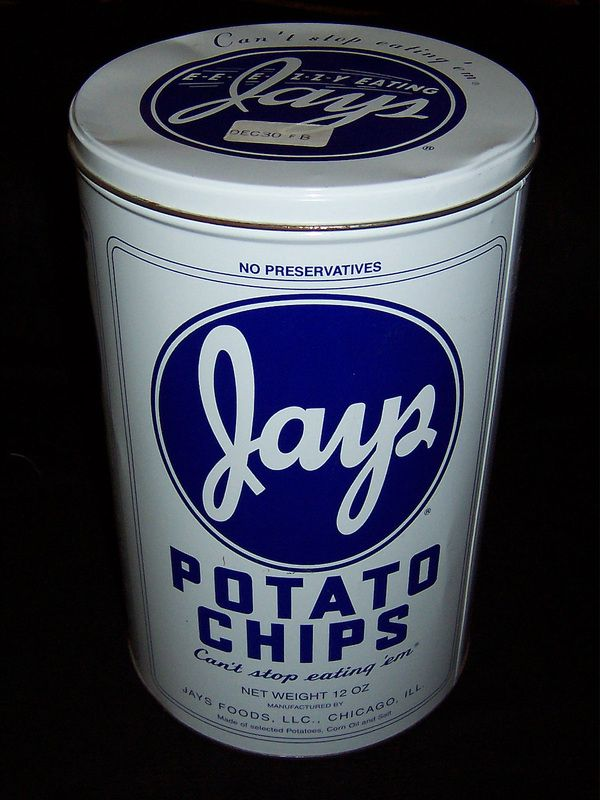 Jays Foods, Inc. is a manufacturer of snack products including potato chips, popcorn and pretzels. Jays Foods was founded in 1927 in Chicago, Illinois