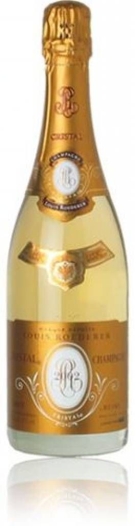 2002 Louis Roederer Champagne CRISTAL - Luxurious Drinks | Buy online Fine Wine Champagne Spirits