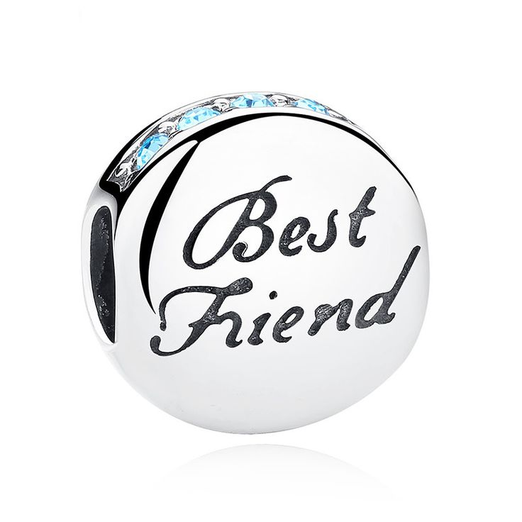 abalorio pandora best friends