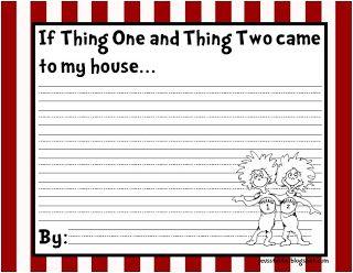 Dr. Seuss Classroom Activities | Seusstastic Classroom Inspirations