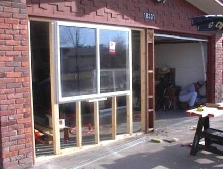 Convert Garage To Living Space Cost In 2019 Garage Room