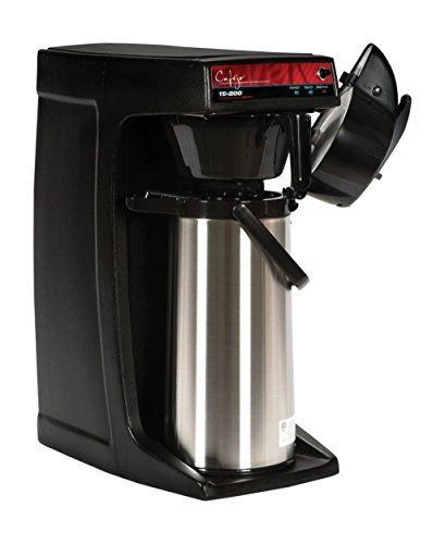 Special Offers - Cafejo TE-220 Thermal Coffee Maker and Airpot Review - In stock & Free Shipping. You can save more money! Check It (October 31 2016 at 09:56PM) >> http://coffeemachineusa.net/cafejo-te-220-thermal-coffee-maker-and-airpot-review/