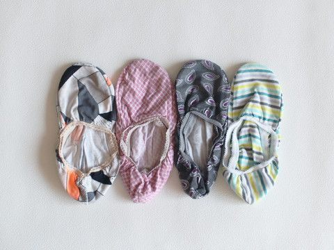Korean slipper socks! Perfect for wearing indoors.