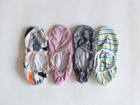 Korean slipper socks! Perfect for wearing indoors.