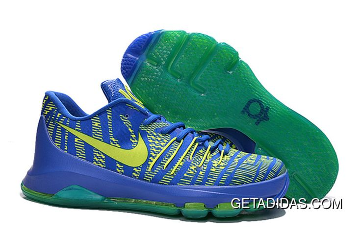 http://www.getadidas.com/kevin-durant-8-blue-green-yellow-topdeals.html KEVIN DURANT 8 BLUE GREEN YELLOW TOPDEALS Only $87.82 , Free Shipping!