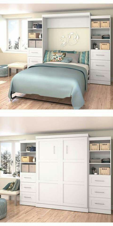 19 Best Murphy Bed Wall Images On Pinterest Murphy Bed