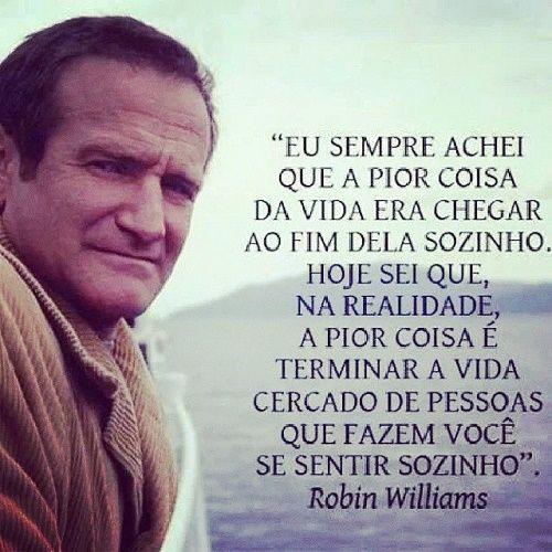 Robin Williams tinha razão!