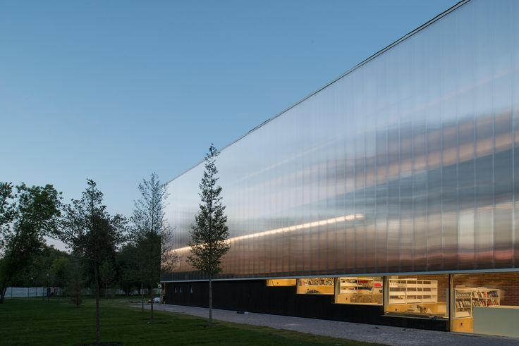 Garage Museum of Contemporary Art in Moscow / by OMA