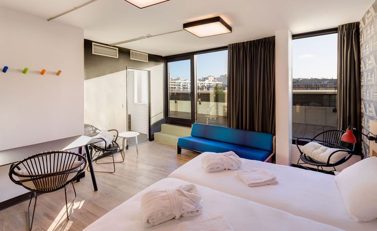 The latest offering from boutique hostel brand, Generator is this time located in Paris' gentrified 10th arrondissement, moments away from the vibrant Canal St. Martin. Given the group's success in other European cities, it's unsurprising that its Fren...