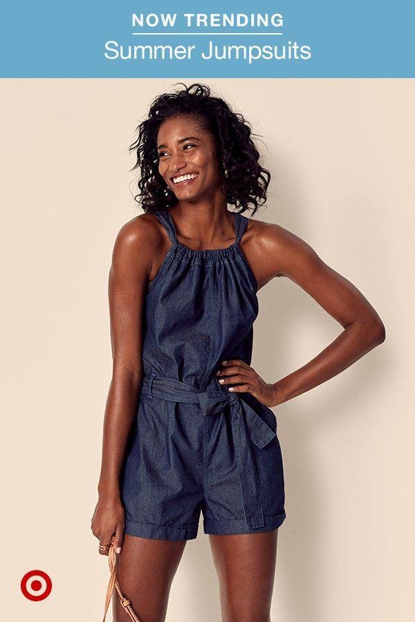 ac4b15c5728d Jumpsuits & rompers make summer style easy breezy. Dressy or casual—it's  the perfect outfit for concerts, vacation, festivals or catching a ball  game.
