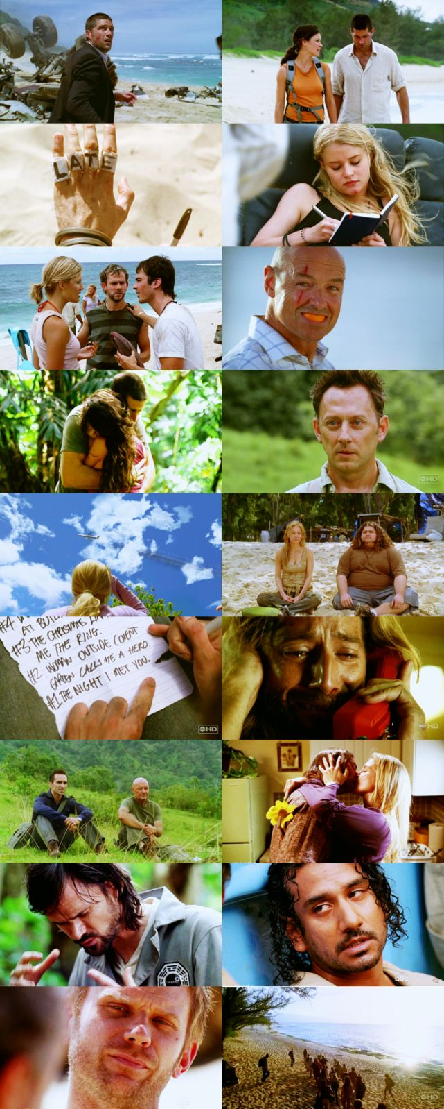 Lost - Bought all the seasons and gonna watch again. LOVE Jacob and wish they went in a different direction with him... but who cares? I have a good imagination and I can make it turn out just fine in the end! ;)
