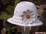 Мобильный LiveInternet Как вязать шляпку для девочек крючком | Ирина_Зелёная - Всё самое модное, интересное и вкусное вы найдёте у perchica |