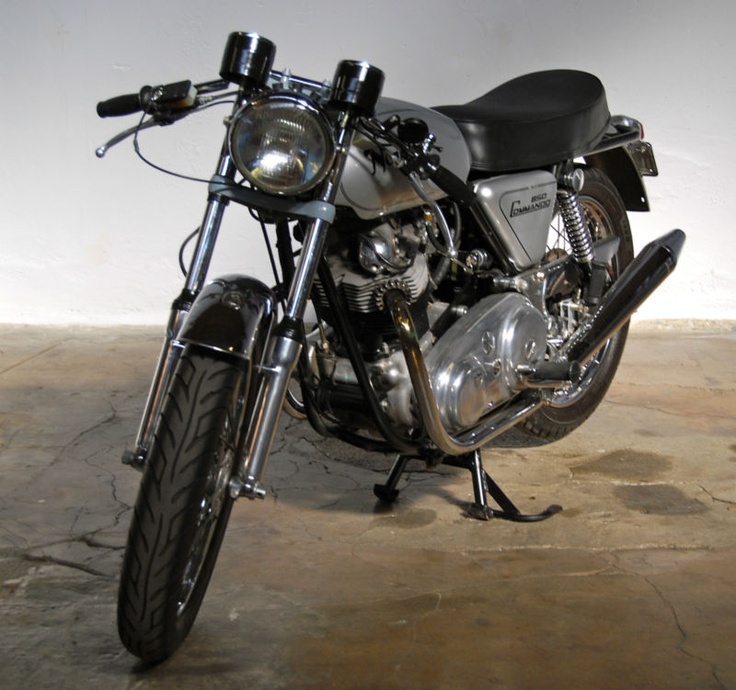 69 Best Images About Cafe Racer On Pinterest