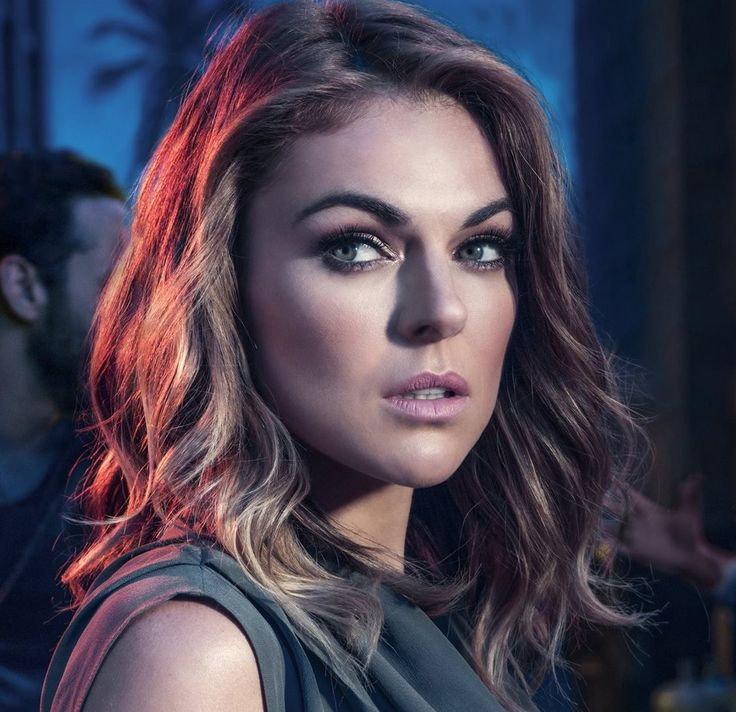 Serinda Swan, Canadian actress  Graceland