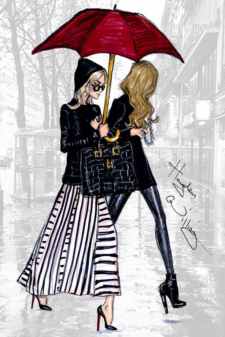 Ilustraciones de Hayden Williams   Galería de fotos 5 de 24   Vanity Fair