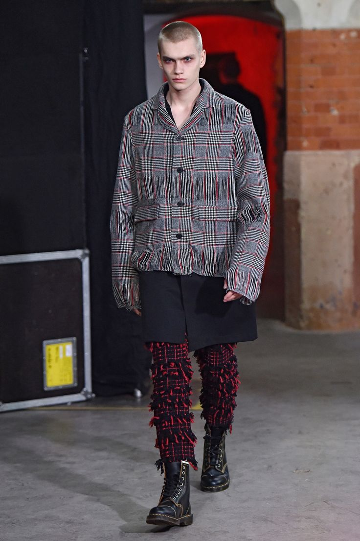 Agi & Sam Fall 2017 Menswear Collection Photos - Vogue