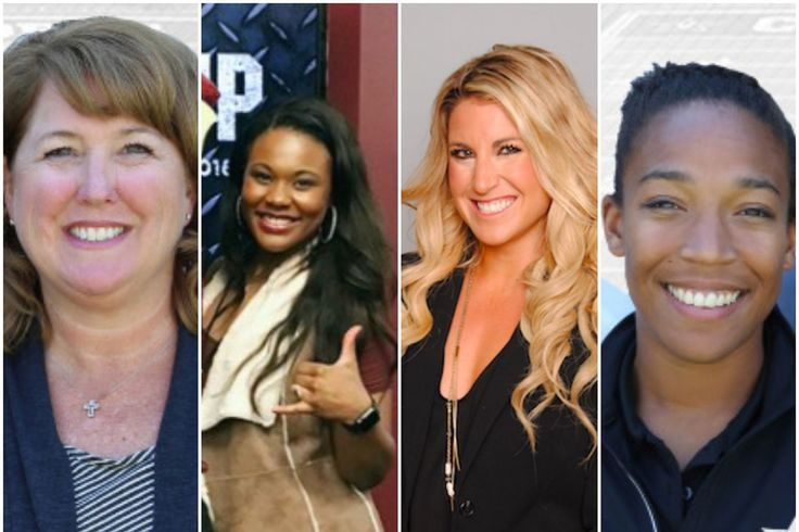 Meet the women who run college football recruiting in the South