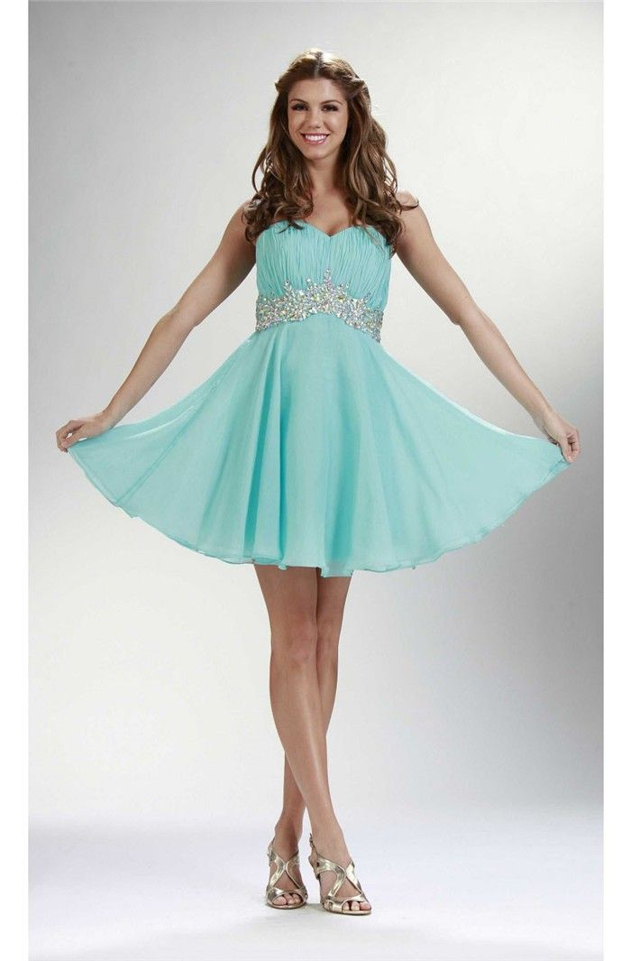1000  ideas about Aqua Prom Dress on Pinterest  Cute prom dresses ...