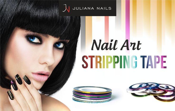 Ab sofort bei uns erhältlich! 8x in Österreich in allen Juliana Nails Stores oder online unter http://www.juliana-nails.com