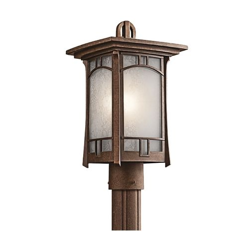 55 best Exterior post lamps images on Pinterest | Cabin porches ...