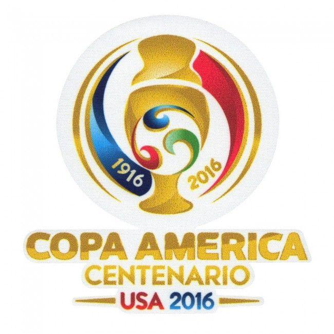 Parche Copa América Centenario 2016 Estados Unidos #parche #badge #copaamerica
