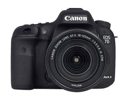 The new Canon 7D Mark II
