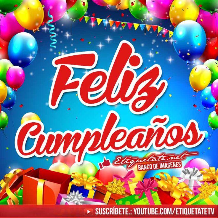 Imágenes de Cumpleaños Gratis para Descargar | Encuentra más imágenes de Feliz Cumpleaños aquí → http://etiquetate.net/imagenes-de-cumpleanos-gratis-para-descargar/