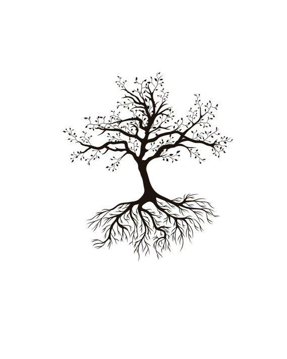 Tatouage temporaire 2 arbre de vie différentes par TabooTattoo