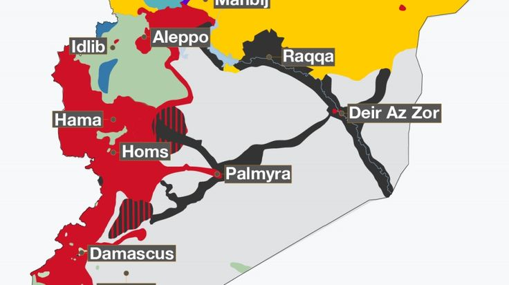 The Syrian civil war is the deadliest conflict the 21st century has witnessed thus far.