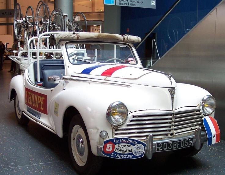 Peugeot 203 Tour de France